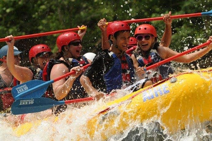 Ocoee Rafting Trip