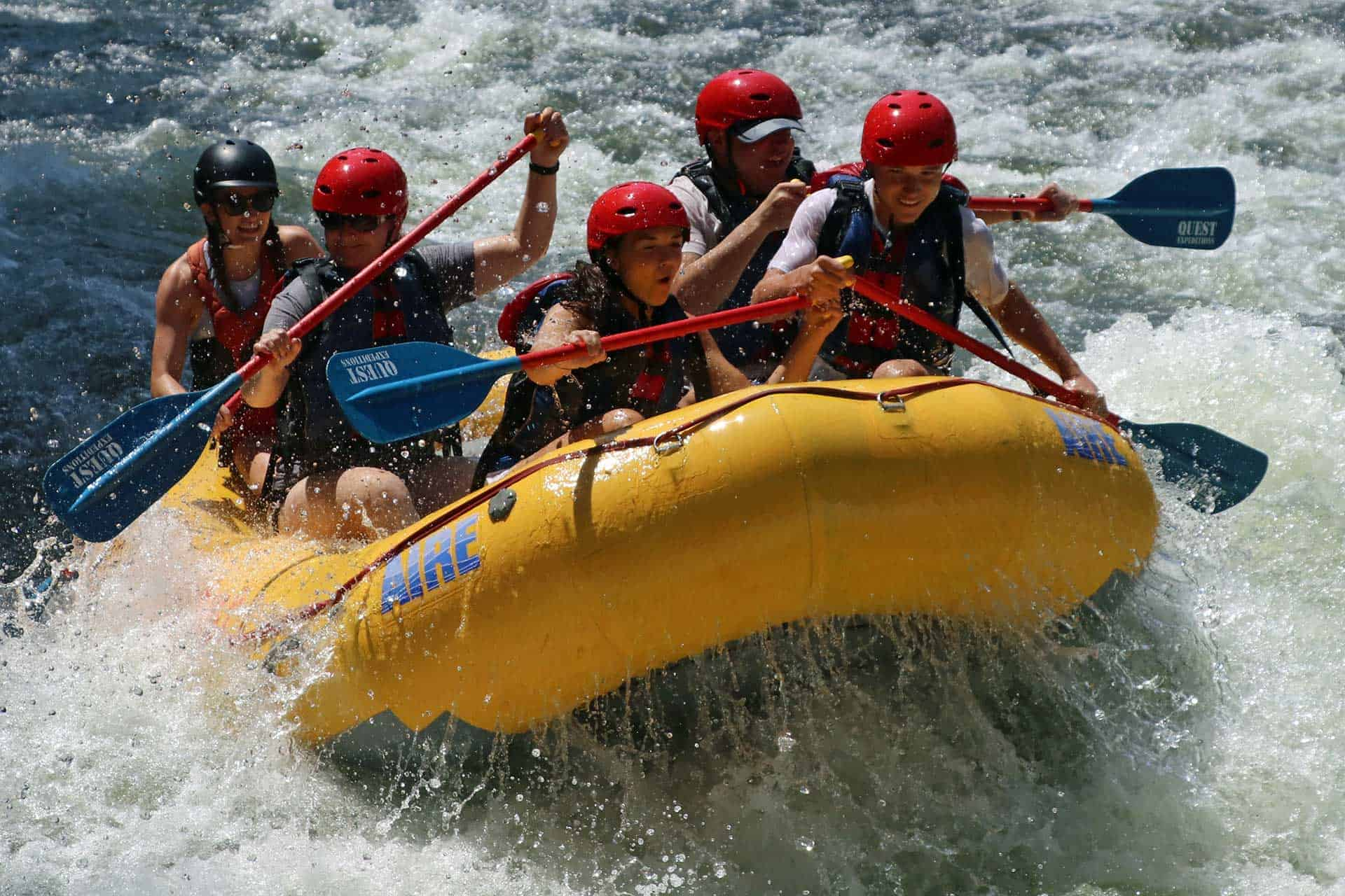 Tennessee Whitewater Rafting Trip