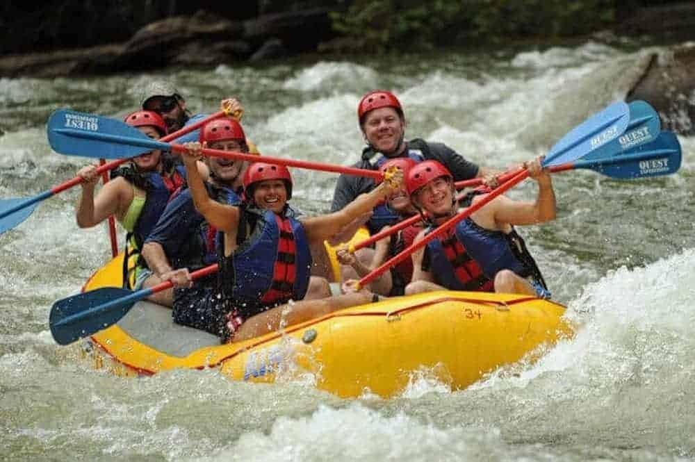 Top 5 Reasons Why Church Groups Love Rafting the Ocoee River