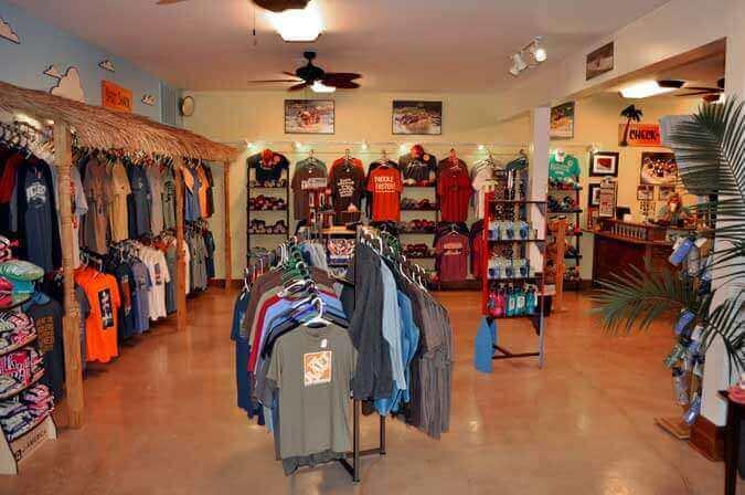 retail store floor