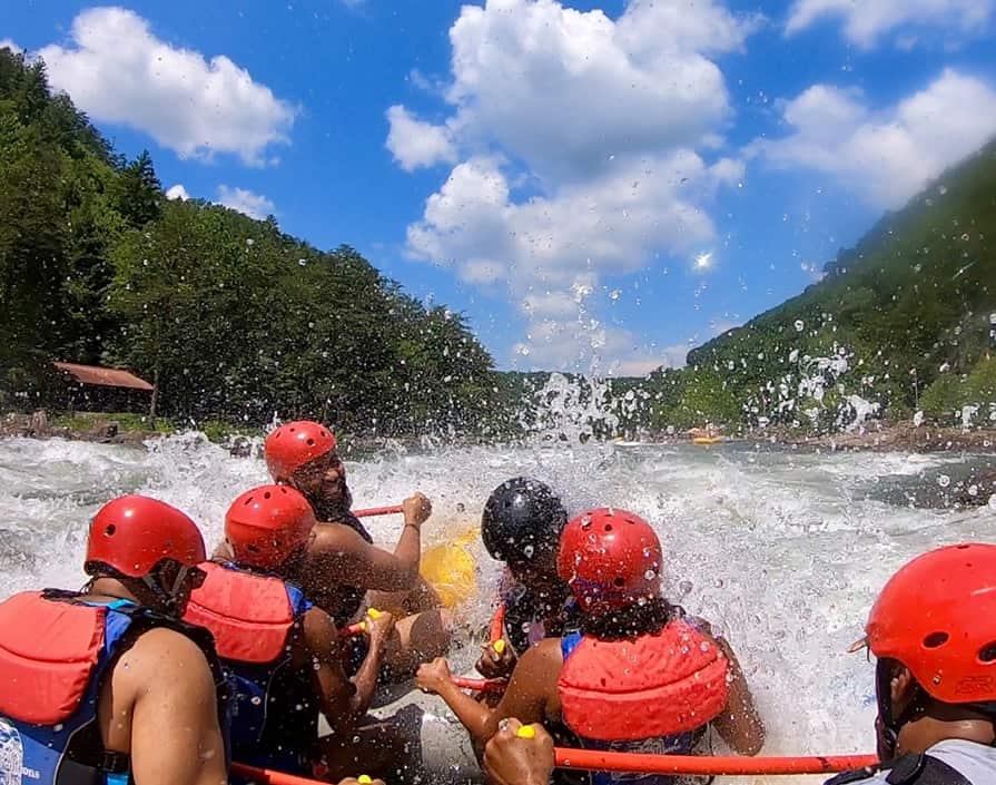 ocoee river tn white water rafting